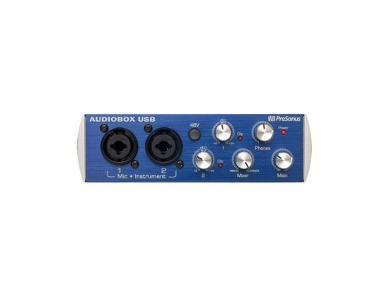 PreSonus AudioBox USB 2x2 Audio Recording Interface