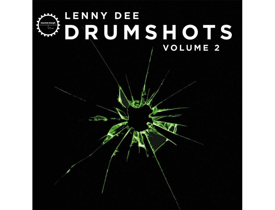 Industrial Strength Lenny Dee - Drum Shots Vol. 2