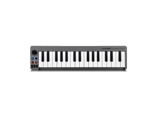 M-Audio Keystation Mini 32 Ultra-Portable USB MIDI Keyboard Controller