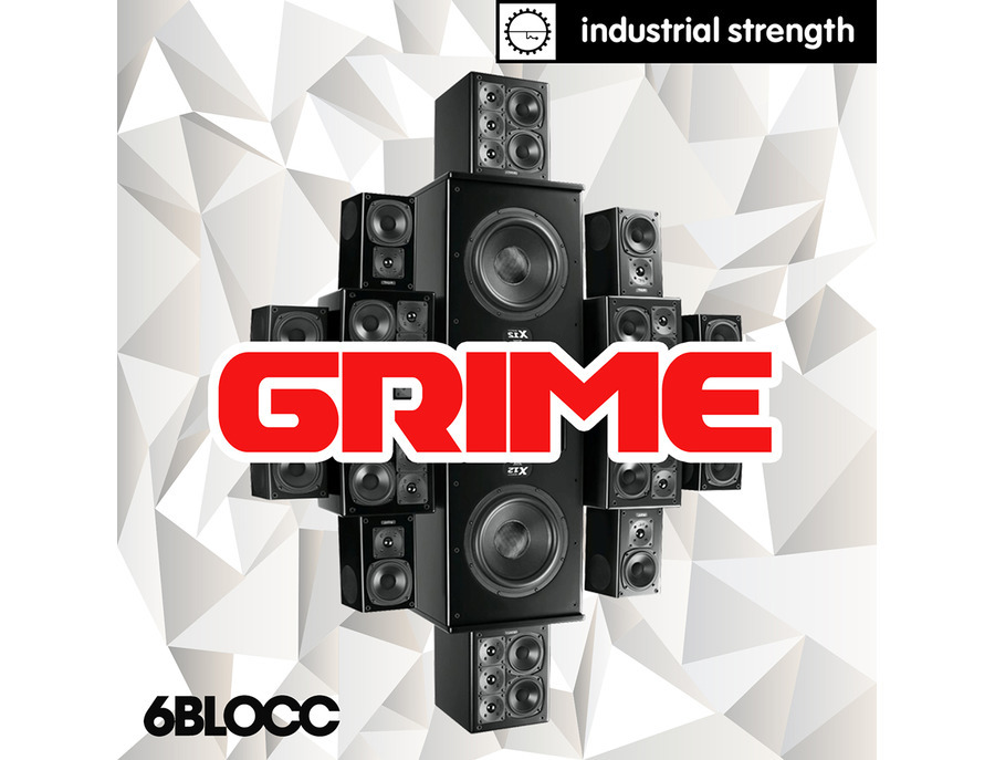 Industrial Strength 6Blocc - Grime