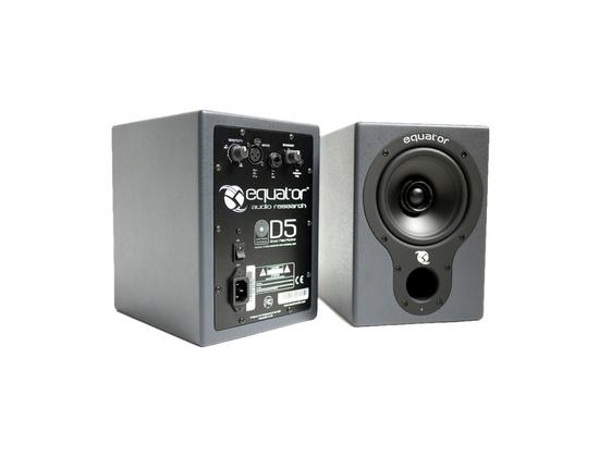 Equator D5 Coaxial Studio Monitors