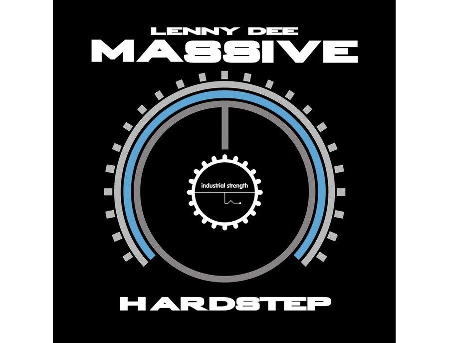 Industrial Strength Hardstep - Lenny Dee