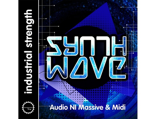 Industrial Strength Synth Wave
