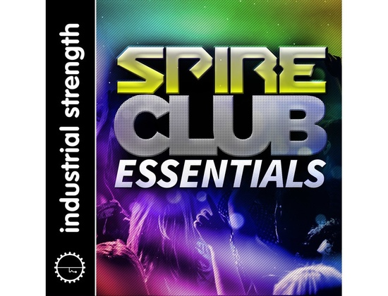 Industrial Strength Spire Club Essentials