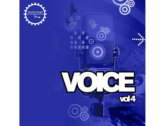 Industrial Strength Voice Vol. 4