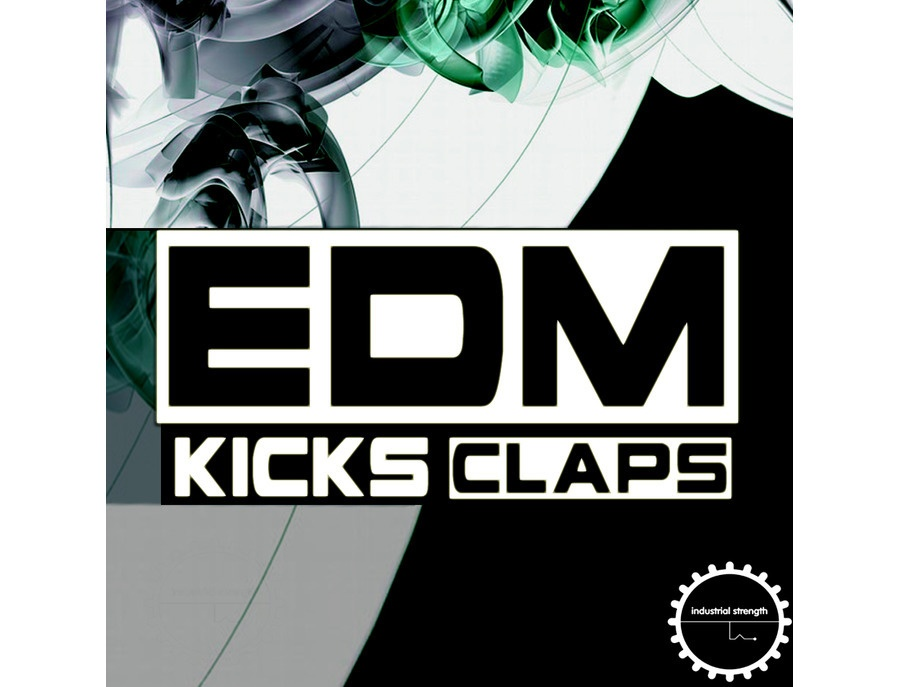 Industrial Strength EDM Kicks n Claps