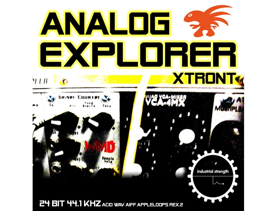 Industrial Strength Analog Explorer by XTront