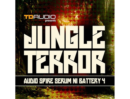 Industrial Strength TD Audio Presents Jungle Terror