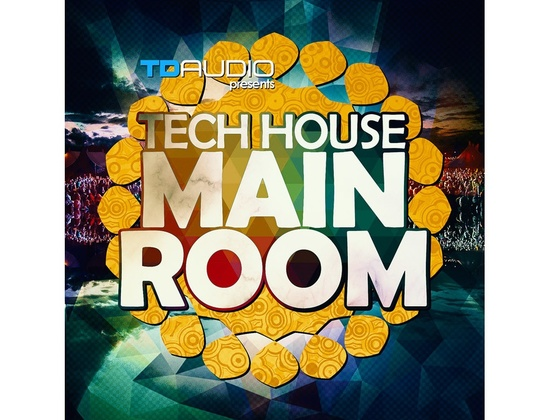 Industrial Strength TD Audio Presents Tech-House Mainroom