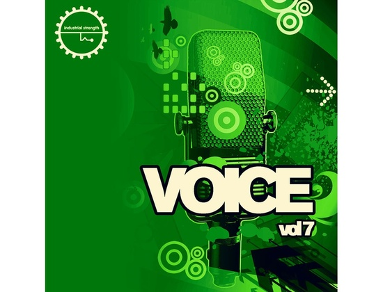 Industrial Strength Voice Vol. 7