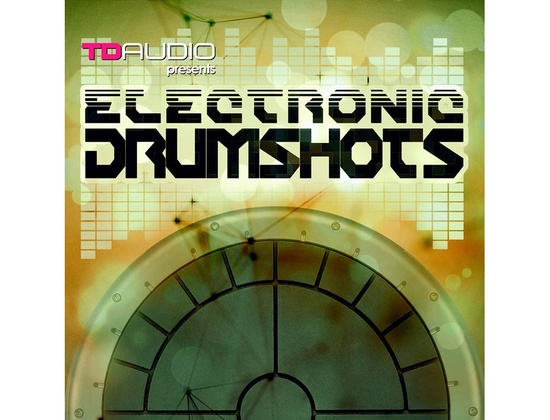Industrial Strength Electronic Drum Shots