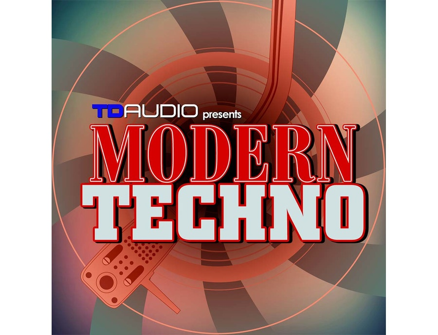 Industrial Strength TD Audio Presents Modern Techno