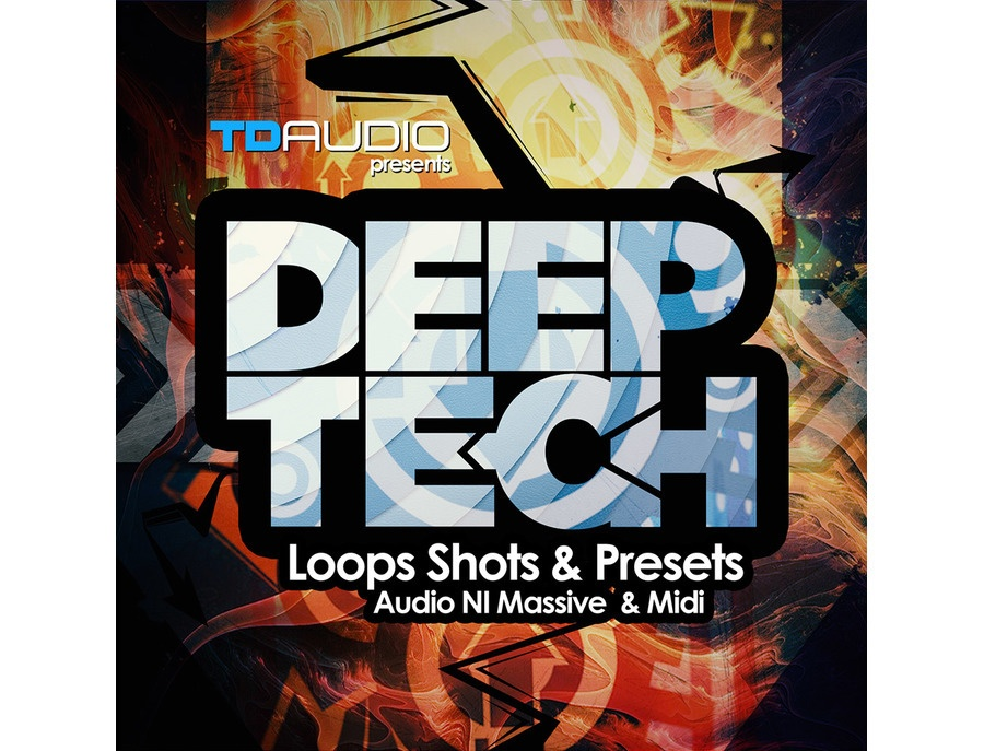Industrial Strength TD Audio Presents Deep Tech