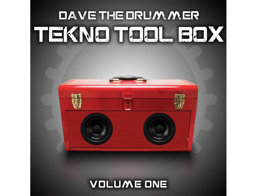 Industrial Strength Tekno Tool Box