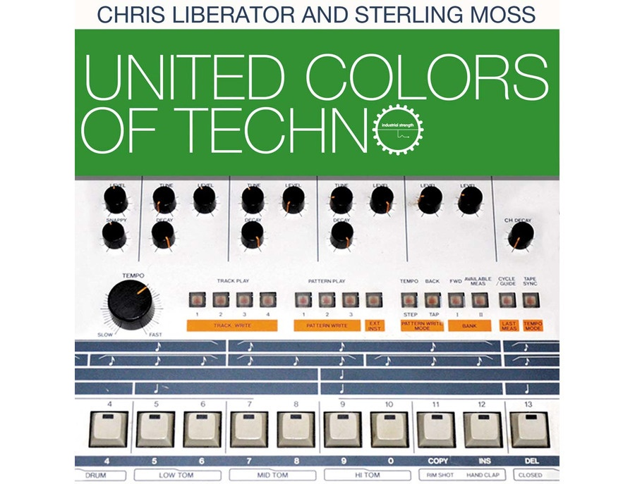 Industrial Strength Chris Liberator & Sterling Moss - United Colors of Techno