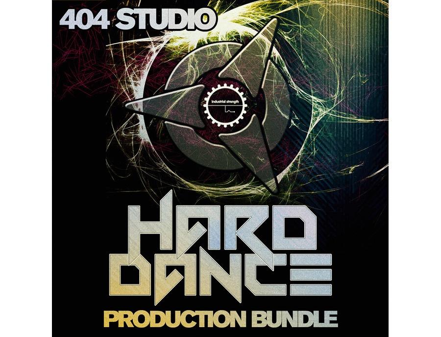 Industrial Strength 404 Studio Hard Dance Production Bundle