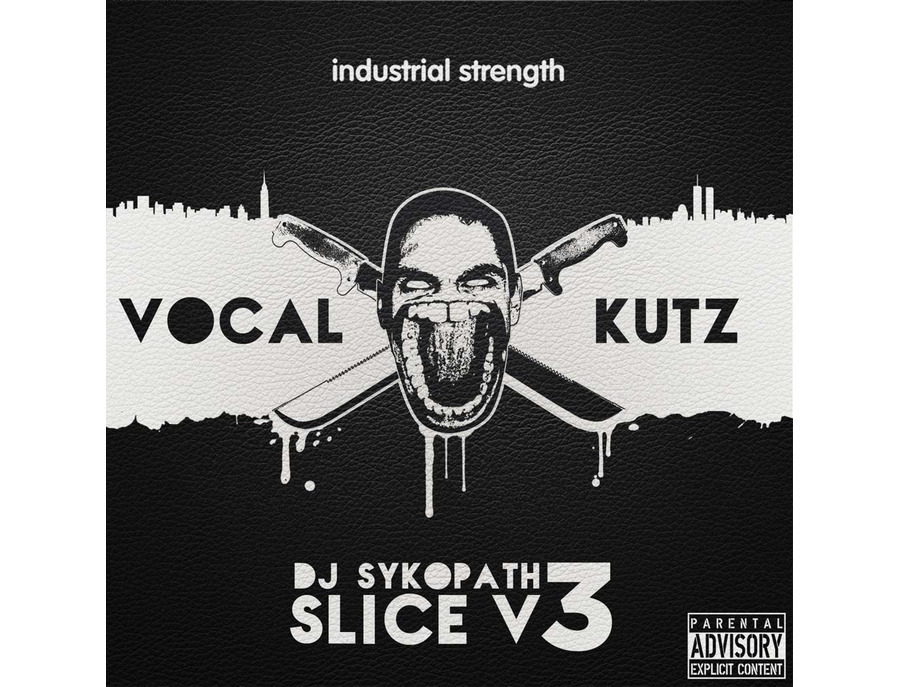 Industrial Strength DJ Sykopath Slice Vol 3 - Vocal Kutz