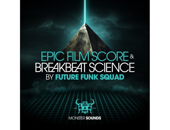 Monster Sounds Future Funk Squad - Epic Sound Score & Breakbeat Science