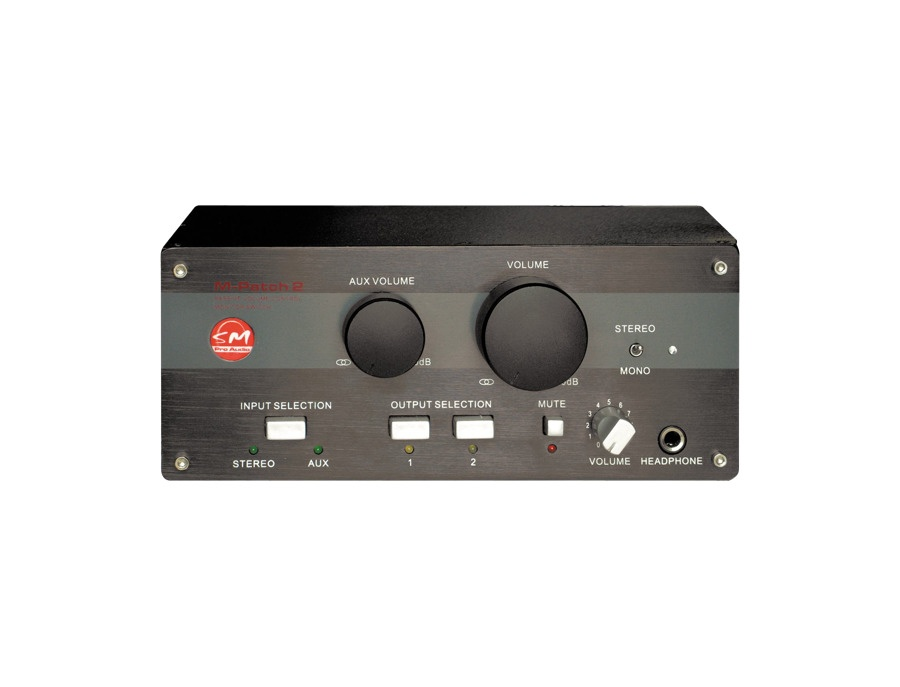 SM Audio M-Patch 2 Monitor Controller