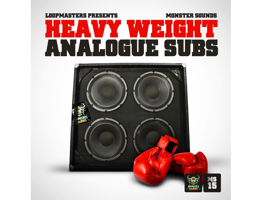 Monster Sounds Heavy Weight Analogue Subs