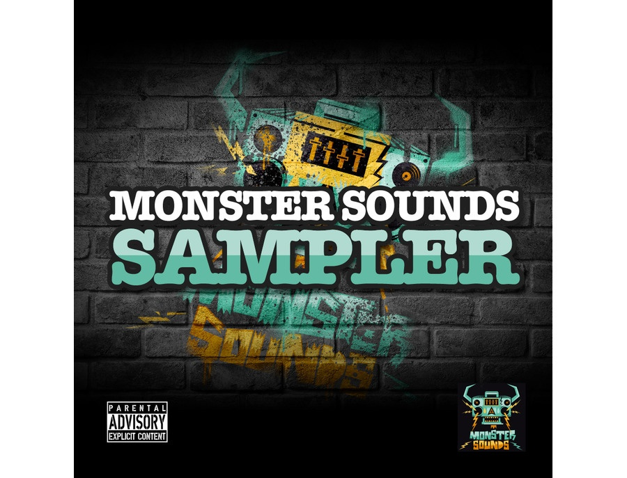 Monster Sounds Label Sampler