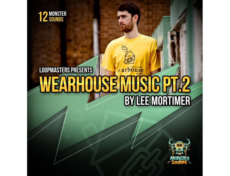 Monster Sounds Lee Mortimer - Wearhouse Music Pt. 2
