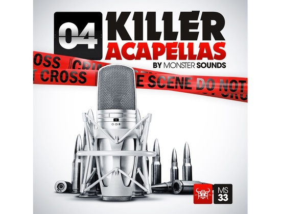 Monster Sounds Killer Acapellas 4