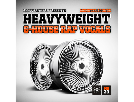 Monster Sounds Heavyweight G-House Rap Vocals