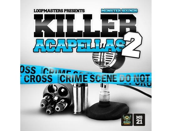Monster Sounds Killer Acapellas 2