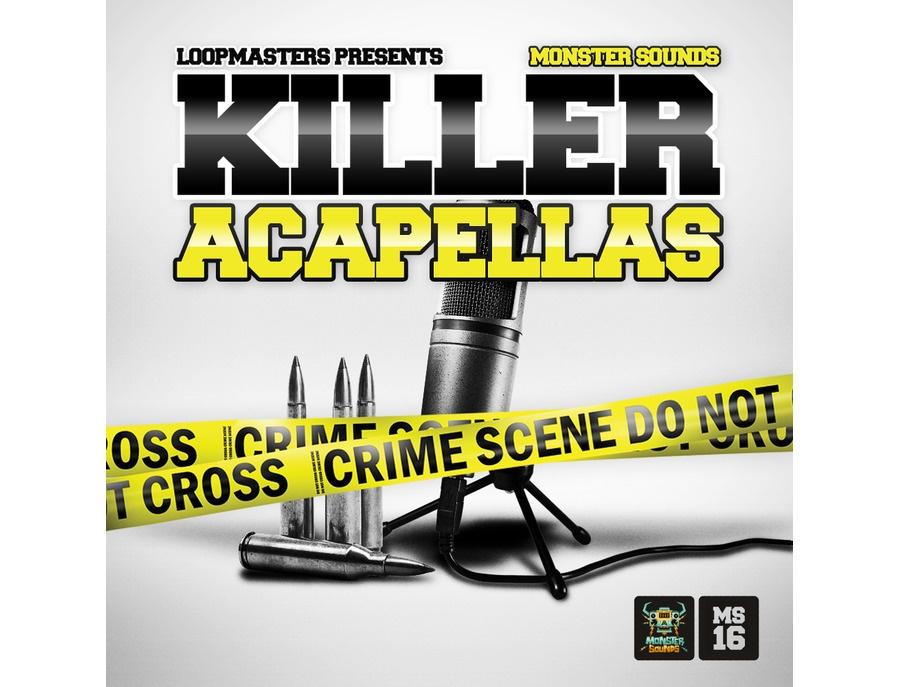 Monster Sounds Killer Acapellas