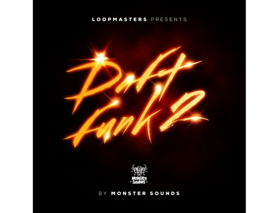Monster Sounds Daft Funk 2