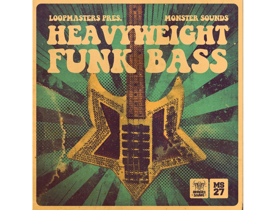 Monster Sounds Heavyweight Funk Bass