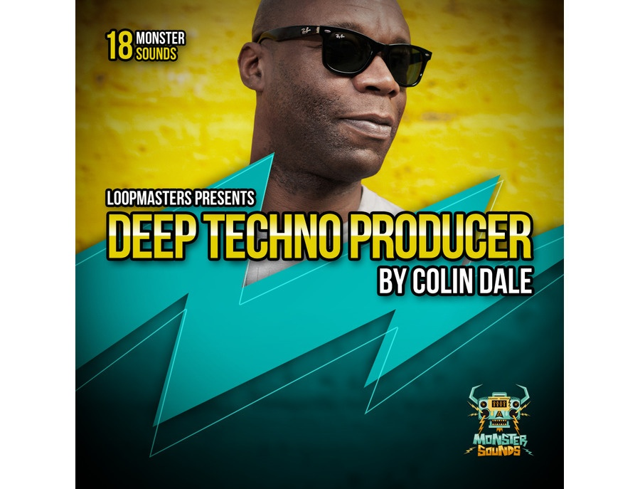Monster Sounds Colin Dale - Deep Techno Producer