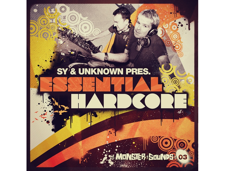 Monster Sounds Sy and Unknown - Essential Hardcore