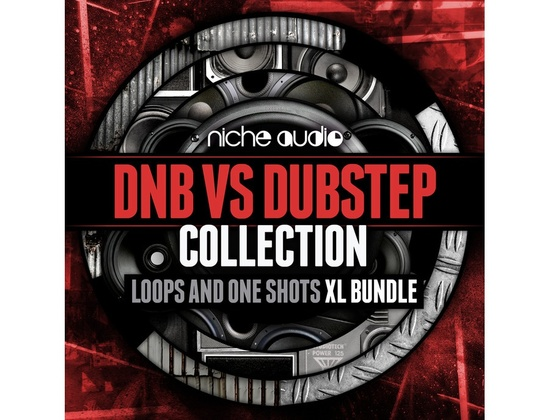 Niche Audio DnB VS Dubstep Collection