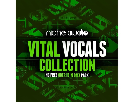 Niche Audio Vital Vocals Collection