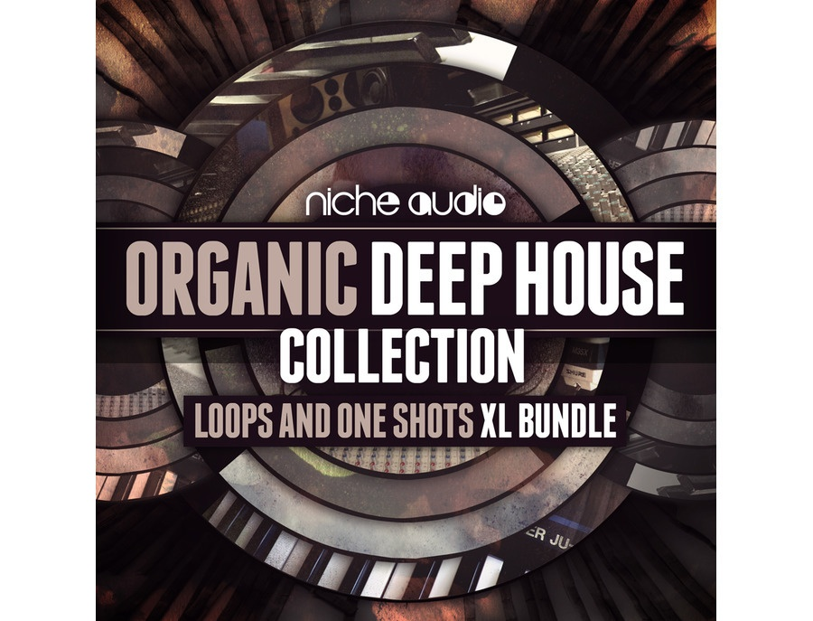 Niche Audio Organic Deep House Collection
