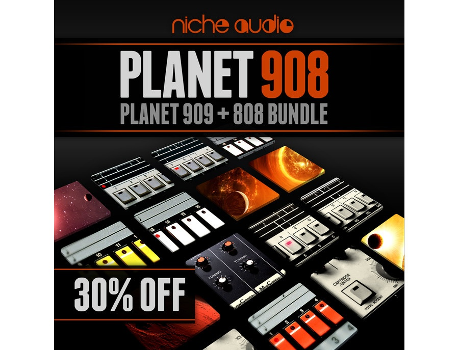 Niche Audio Planet 908
