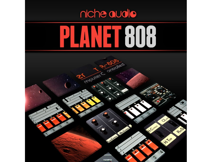 Niche Audio Planet 808