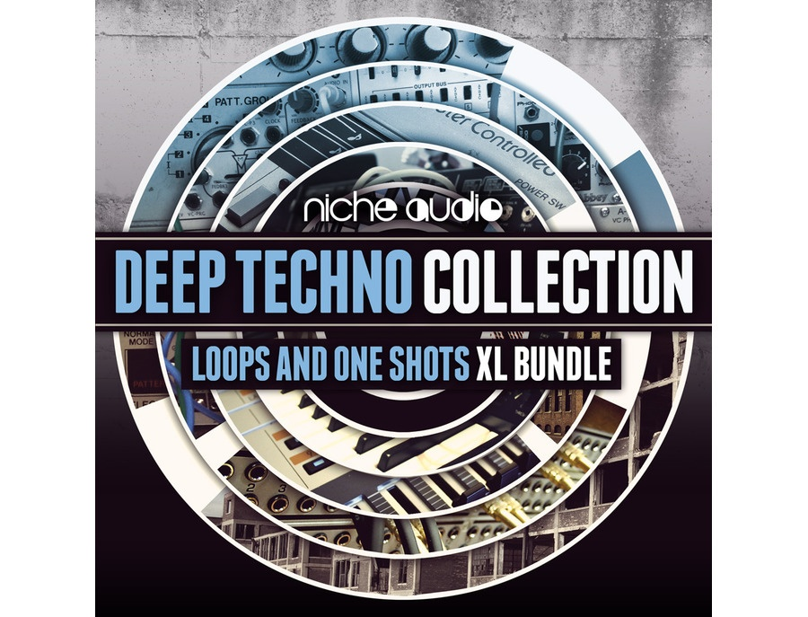 Niche Audio Deep Techno Collection