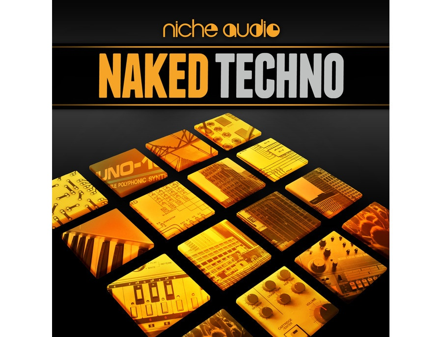Niche Audio Naked Techno
