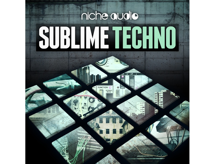 Niche Audio Sublime Techno