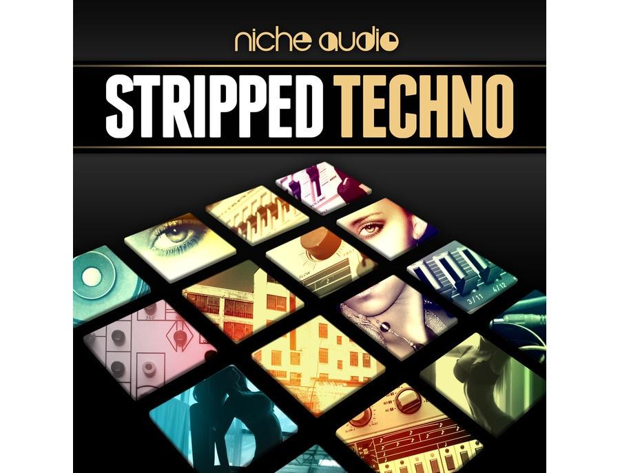 Niche Audio Stripped Techno