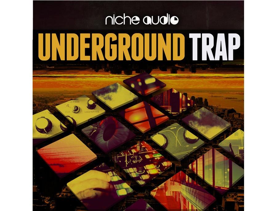 Niche audio underground trap xl