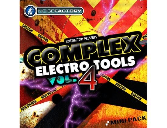 Noisefactory Complex Electro Tools Vol. 4