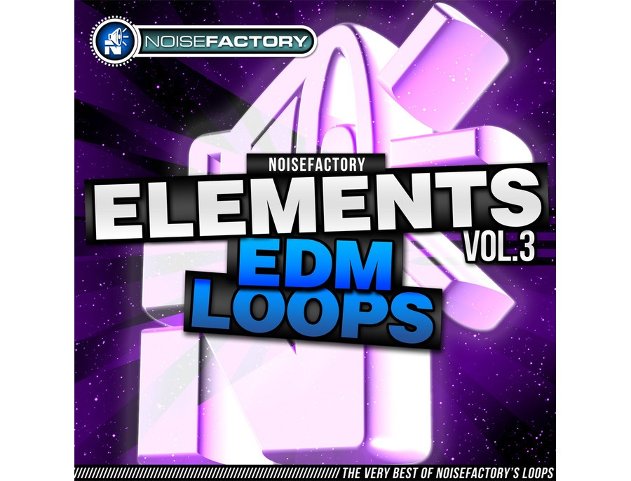 Noisefactory Elements Vol. 3 - EDM Loops