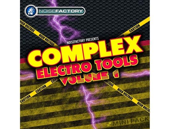 Noisefactory Complex Electro Tools Vol. 1