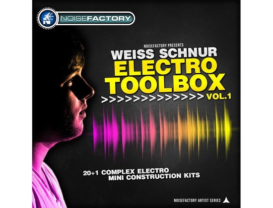 Noisefactory Weiss Schnur - Electro Toolbox Vol. 1