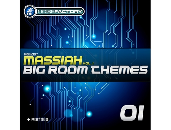 Noisefactory Massiah Vol.1 - Big Room Themes