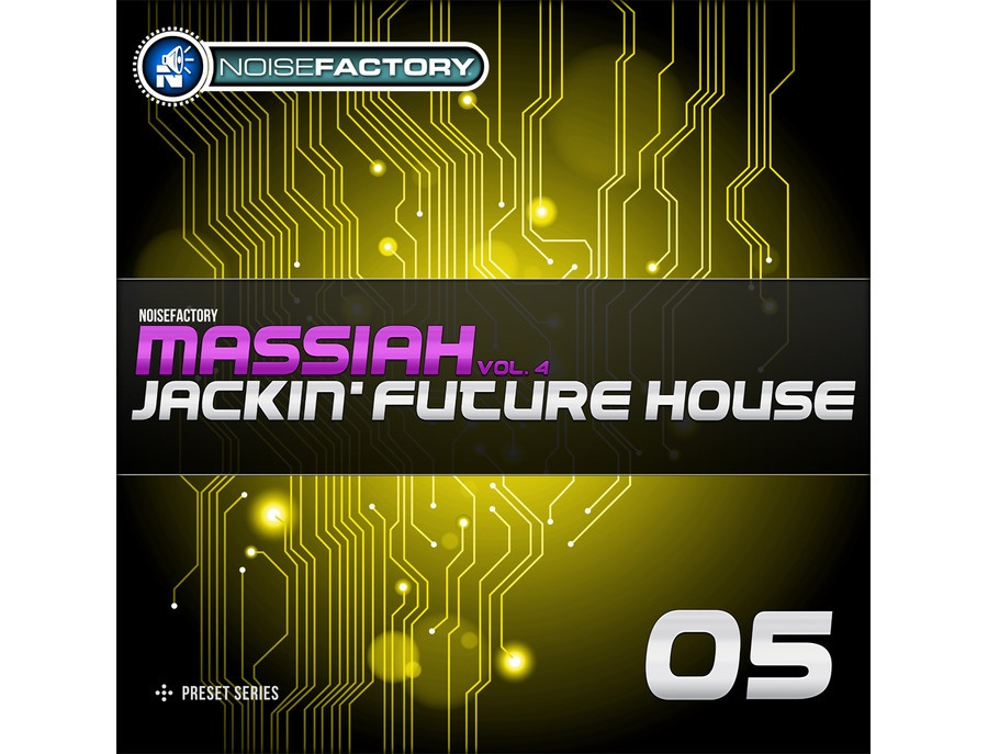 Noisefactory Massiah Vol. 4 - Jackin' Future House